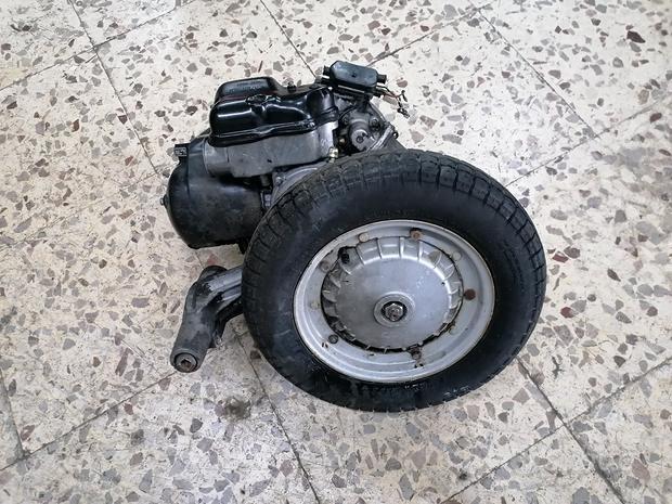 Motore piaggio vespa px 150 usato VNXM