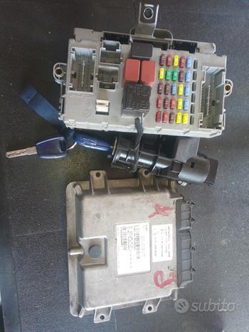 Kit centraline fiat punto anno 2005 1.2 Benz metan