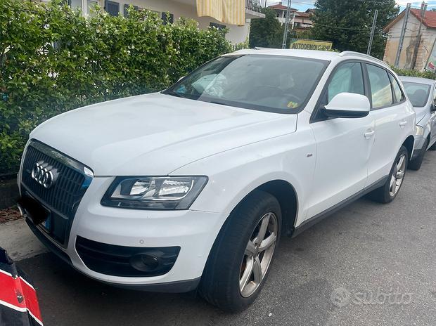 Audi Q5 x ricambi