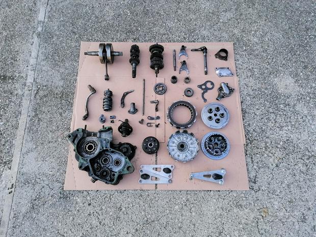 Ricambi Honda Cr 125 1990-1999