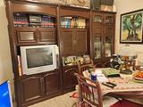 Mobile soggiorno - sala da pranzo - stile marinaro
