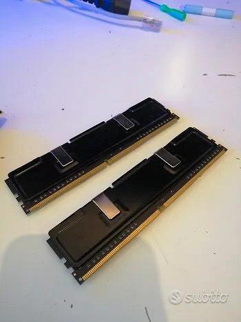 16GB DDR4 G. Skill Aegis cas 17 2800mhz con dissip