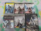 Lotto Assassin's Creed PlayStation 3