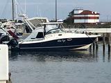 Barca da pesca cabinata 9mt ft