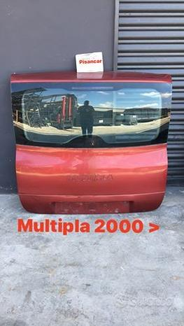 Portellone posteriore fiat multipla da 2000 + colo