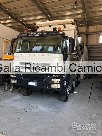 Iveco Trakker 450 Ribaltabile