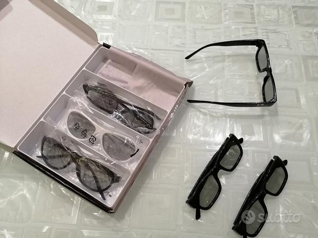 Occhiali 3D passivi