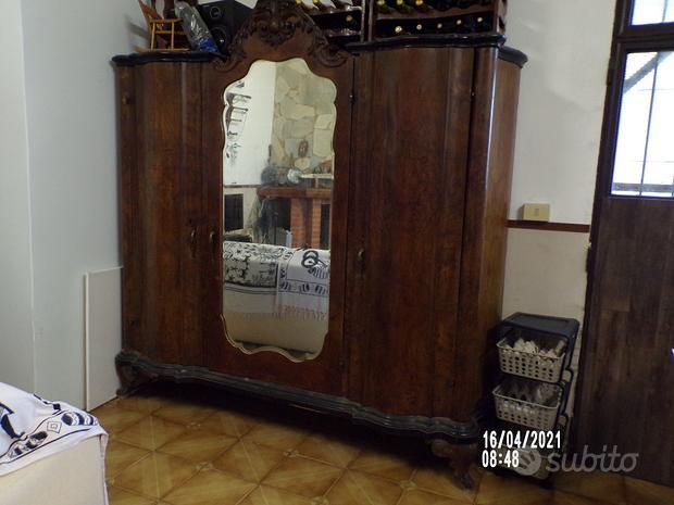 Camera da letto CIPPENDAL anni '30
