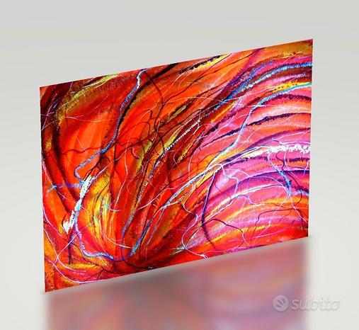 Dipinto su tela 100 x 70 cm