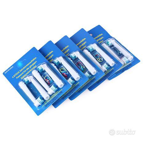 Testine per spazzolino elettrico oral b