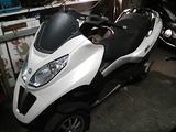 MOTORE MP3 125 cc hybrid, / 2011, con 3000 km