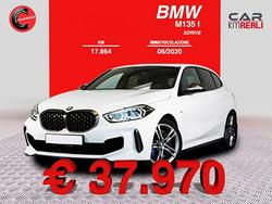 BMW M135 i X-DRIVE LED+AUTOMATICO+NAVI+PELLE