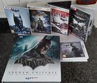 Raccolta saga Batman Arkham (PC-3DS)