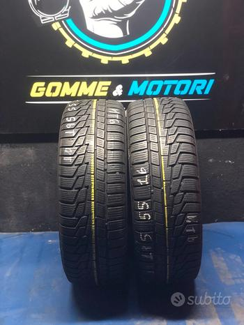 Gomme usate 195 55 16 invernali nokian