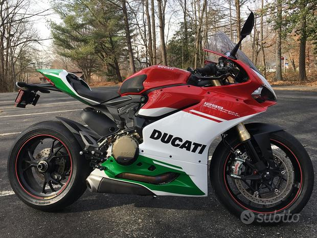 Carene abs compatibili Ducati 1299 959 Panigale