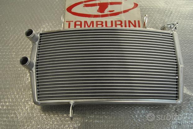Produzione radiatori racing
