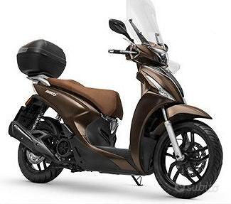 Kymco People S 125 ABS -marrone