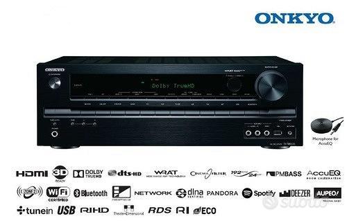 Amplificatore ONKYO TX-NR535 5.2 100x5 4K WiFi BT