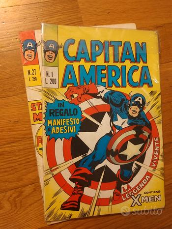 Capitan america n.1