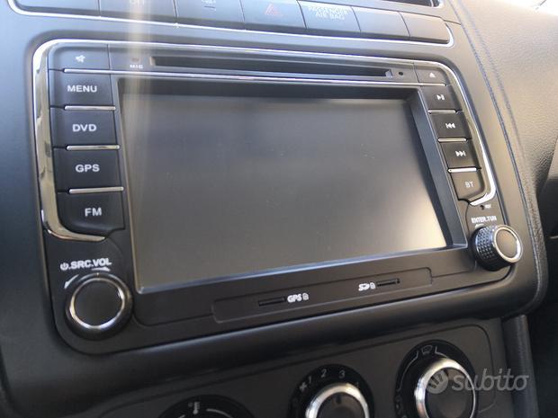 Autoradio Xtrons 7 Touchscreen 2 DIN VW Skoda Seat