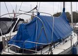 Copertura invernale barca vela
