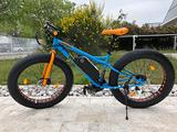 Ebike Fat Bike, 26' Nuova