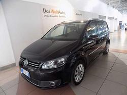Volkswagen Touran 2ª serie Business 2.0 TDI 140 CV