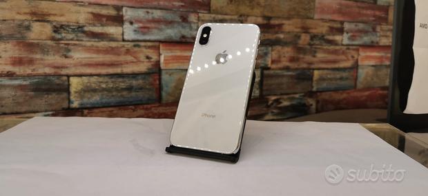 IPhone X 64gb usato bianco 64gb con garanzia white