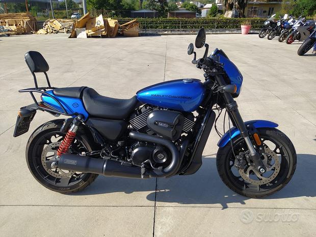 Harley-Davidson Street Rod 750 - 2018