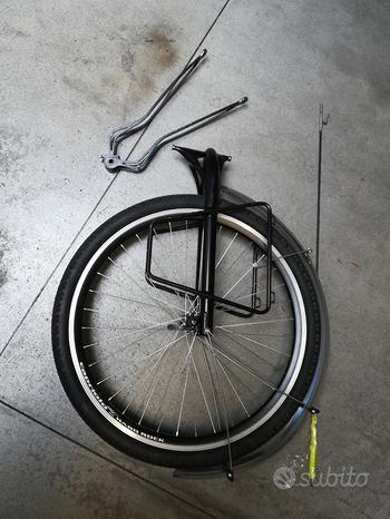 CARRELLO MONORUOTA bicycle trailers