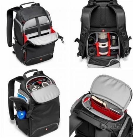 Zaino Manfrotto MB MA-BP-R Rear backpack