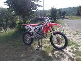 Hm crf 450 - 2013