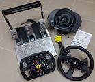 Volante Thrustmaster T300RS + pedaliera T3PA Pro