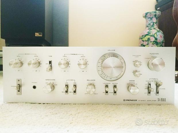 Pioneer sa9600 amplificatore stereo