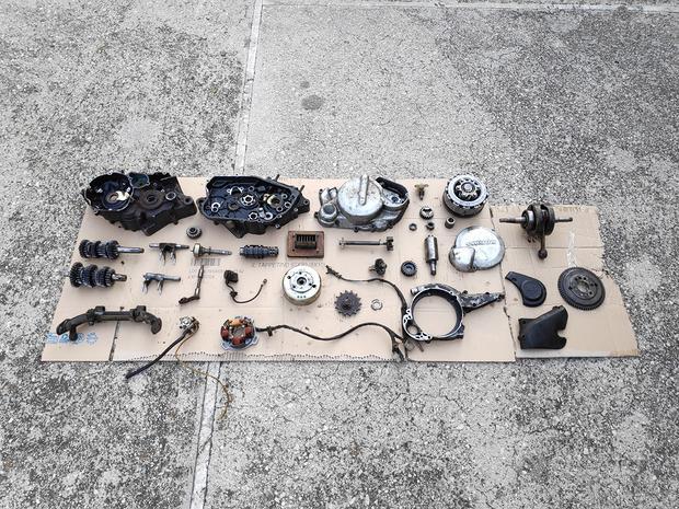 Ricambi Cagiva Mito 125 Seven Speed 90-95