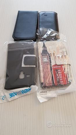 COVER ECO PELLE SAMSUNG GALAXY S3 mini