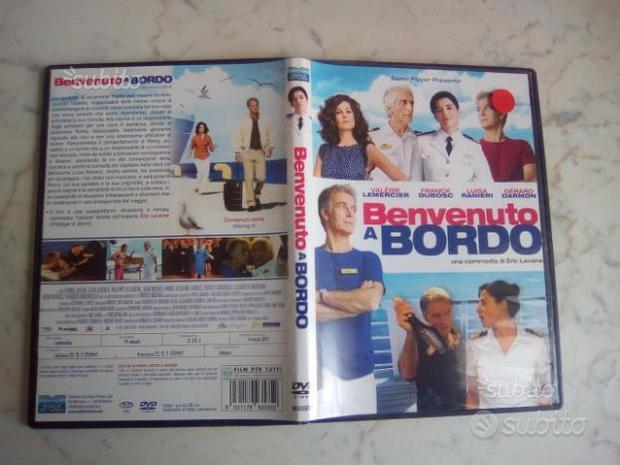 Film e commedie in DVD ultimi 11 rimasti