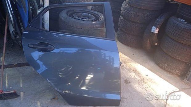 Portiera posteriore destra Mazda 2 2 serie
