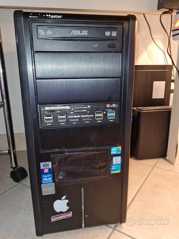 PC Fisso Monitor tastiera