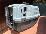 Trasportino per cani di taglia media usato poco