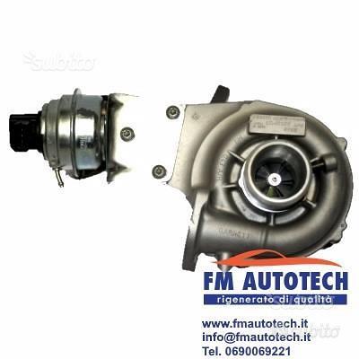 Turbina Garrett 803956 Alfa, Fiat, Lancia 1.6 JTD