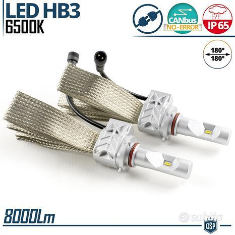 Kit Full LED HB3 CANbus Professionale 6500K 8000LM