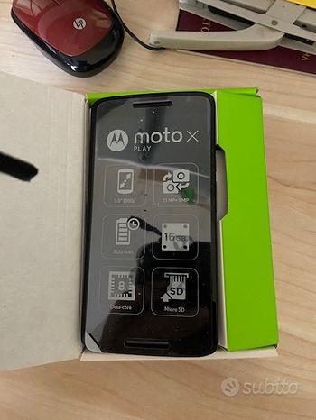 Nuovo telefono cellulare
