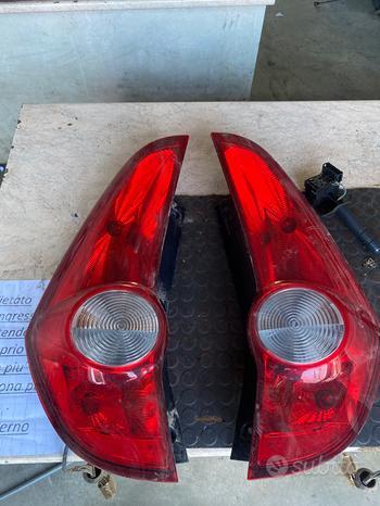 Stop Opel agile seconda serie