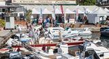 Barca open prendisole di privati