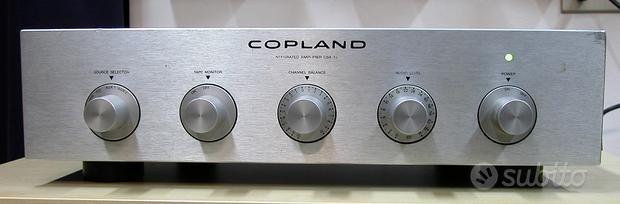 COPLAND CSA14 amplificatore integrato ibrido
