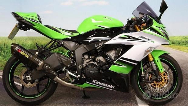 Carena abs Kawasaki Ninja zx6r 636 dal 2013