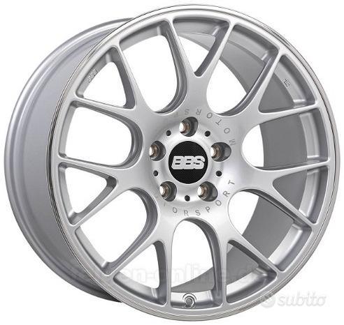 """Cerchi in lega BBS CH-R da 20"""" PER BMW, Audi, Kia"""