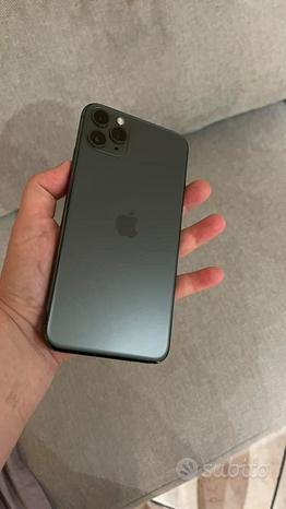 IPhone 11 Pro Max 512 gb Midnight Green