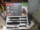 Serie completa di coltelli per cucina